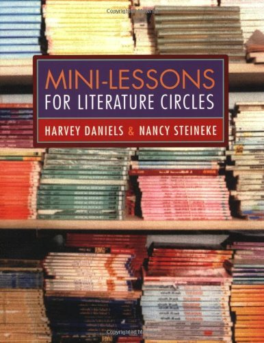"Harvey ""smokey Daniels Mini Lessons For Literature Circles"