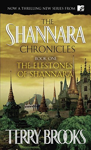Terry Brooks The Elfstones Of Shannara
