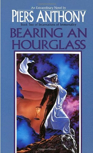 Piers Anthony Bearing An Hourglass