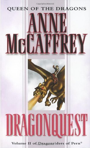 Mccaffrey Anne Dragonquest