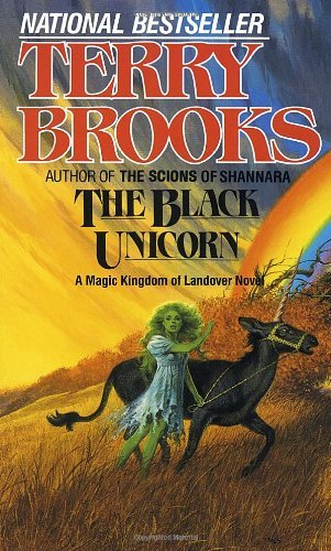 Terry Brooks The Black Unicorn