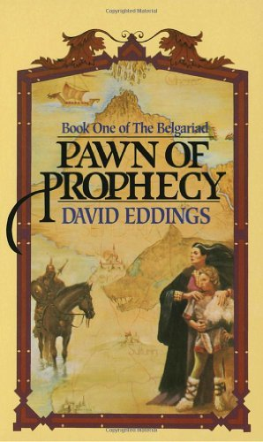 Eddings David Pawn Of Prophecy