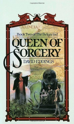 David Eddings Queen Of Sorcery