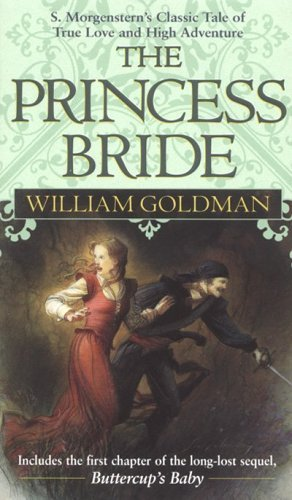 William Goldman Princess Bride S Morgenstern's Classic Tale O