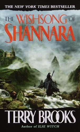 Terry Brooks The Wishsong Of Shannara