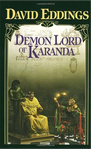 David Eddings Demon Lord Of Karanda