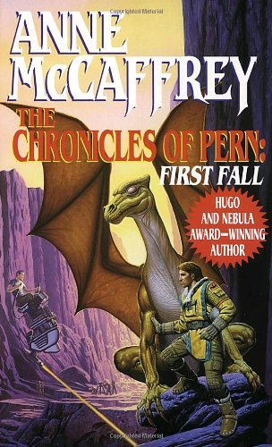 Anne Mccaffrey First Fall