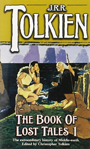 J. R. R. Tolkien The Book Of Lost Tales Part 1