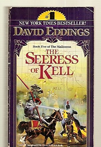 David Eddings Seeress Of Kell