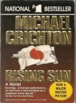 Michael Crichton Rising Sun A Novel