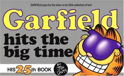 Jim Davis Garfield Hits The Big Time