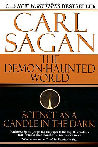 Carl Sagan The Demon Haunted World Science As A Candle In The Dark
