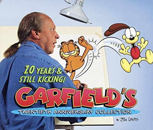 Jim Davis Garfield 20 Years And Still Kicking 0020 Edition;anniversary