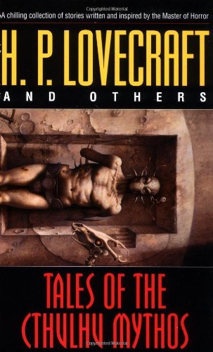 H. P. Lovecraft Tales Of The Cthulhu Mythos Stories