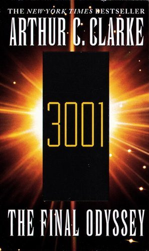 Arthur C. Clarke 3001 The Final Odyssey