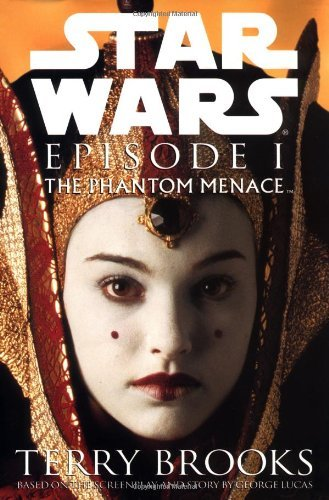 Terry Brooks Star Wars Episode I The Phantom Menace
