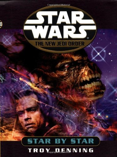 Troy Denning Star By Star Star Wars The New Jedi Order Book