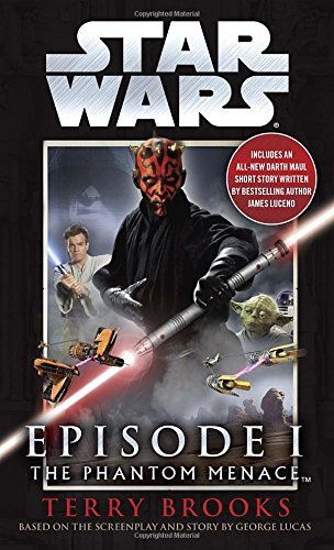 Terry Brooks The Phantom Menace