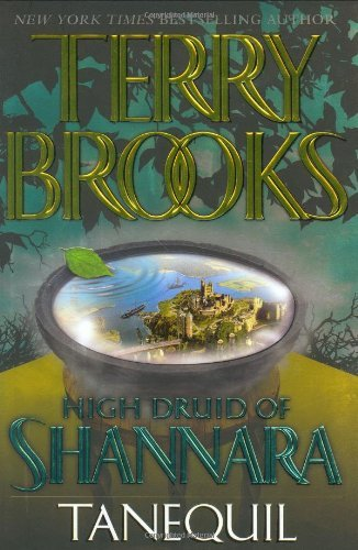 Terry Brooks Tanequil High Druid Of Shannara Book 2