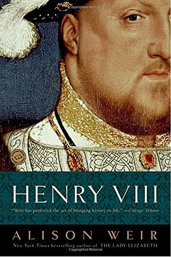 Alison Weir Henry Viii The King And His Court