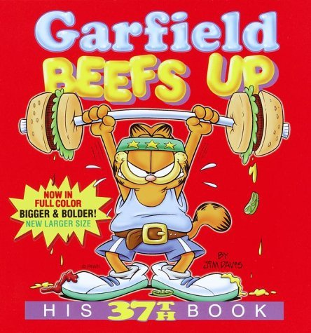 Jim Davis Garfield Beefs Up
