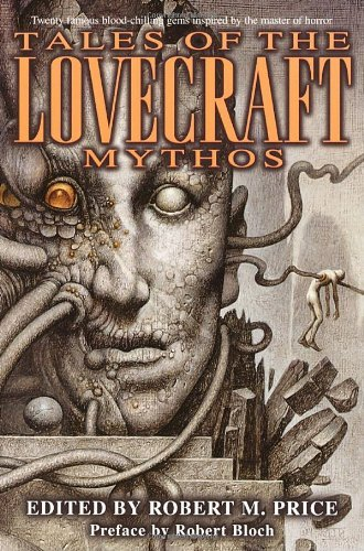 H. P. Lovecraft Tales Of The Lovecraft Mythos Ballantine Book