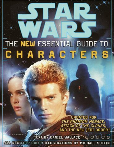 Daniel Wallace The Essential Guide To Characters Revised Edition Star Wars Rev