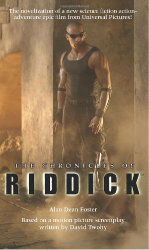 Alan Dean Foster The Chronicles Of Riddick