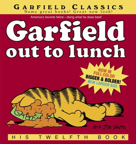 Jim Davis Garfield Out To Lunch