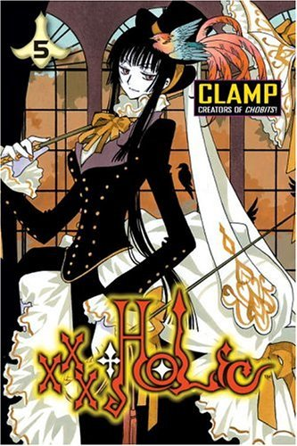 Clamp Xxxholic Vol.5