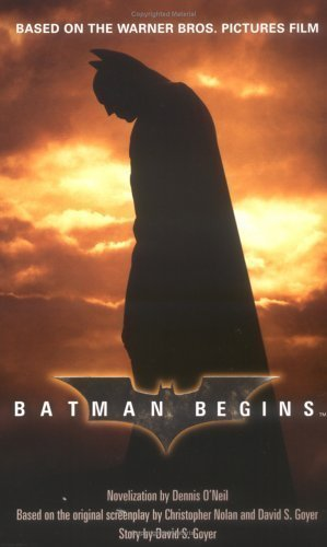 Dennis O'neil Batman Begins