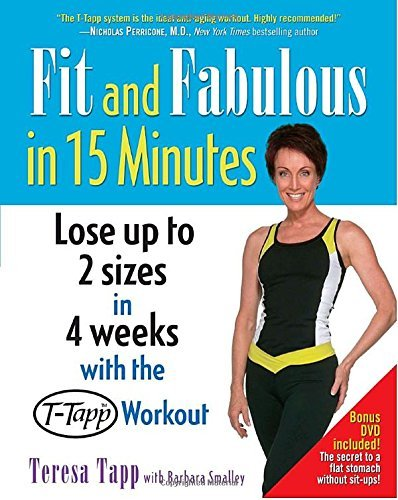 Teresa Tapp Fit And Fabulous In 15 Minutes [with Bonus Dvd]