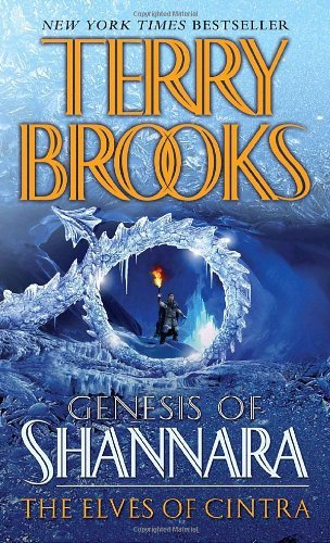 Terry Brooks Elves Of Cintra The