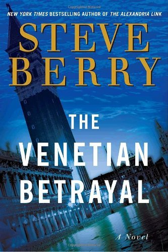Steve Berry Venetian Betrayal Cotton Malone