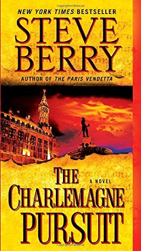 Steve Berry Charlemagne Pursuit The
