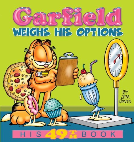 Jim Davis Garfield Weighs His Options