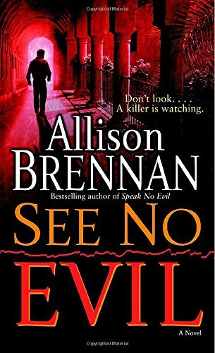 Allison Brennan See No Evil
