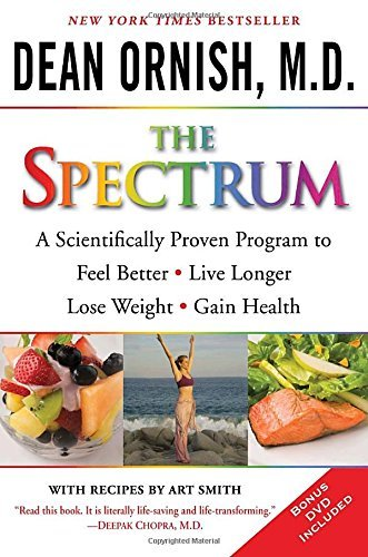 Dean Ornish The Spectrum A Scientifically Proven Program To Feel Better L