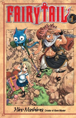 Hiro Mashima Fairy Tail Volume 1