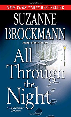 Suzanne Brockmann All Through The Night A Troubleshooter Christmas