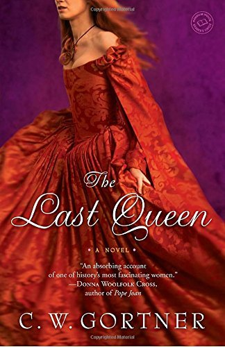C. W. Gortner The Last Queen