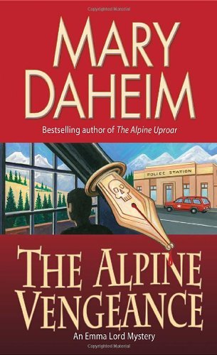 Mary Daheim The Alpine Vengeance