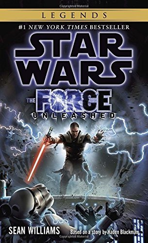 Sean Williams The Force Unleashed Star Wars Legends