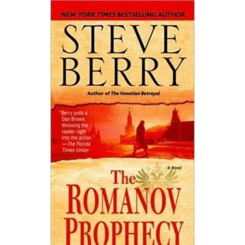 Berry Steve Romanov Prophecy The