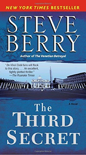 Steve Berry Third Secret The