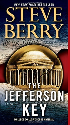 Steve Berry The Jefferson Key (with Bonus Short Story The Devi