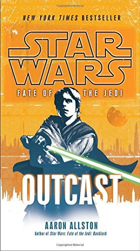 Aaron Allston Outcast Star Wars Legends (fate Of The Jedi)