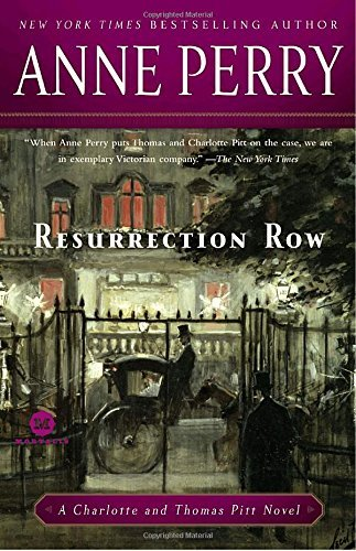 Anne Perry Resurrection Row