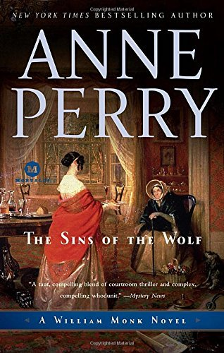 Anne Perry The Sins Of The Wolf
