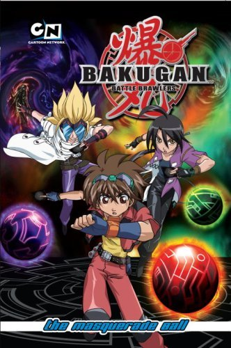 Cartoon Network Bakugan Battle Brawlers 2 The Masquerade Ball